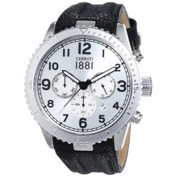 Reloj Cerruti CRA104SN04BK